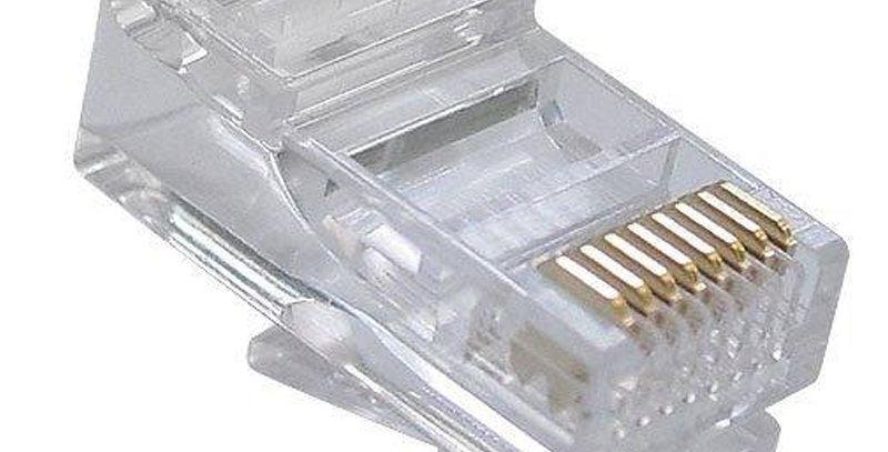 Conector RJ45 CAT6 - Multitoc
