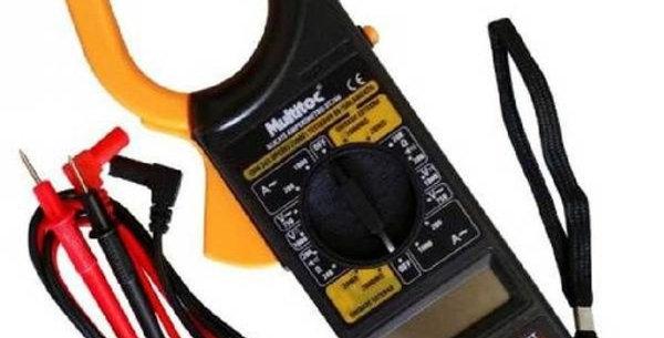 Amperimetro DT-266 - Multitoc