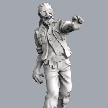 Zombie George