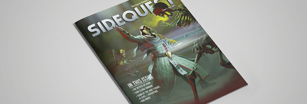 SIDEQUEST Issue 2 - June 2021