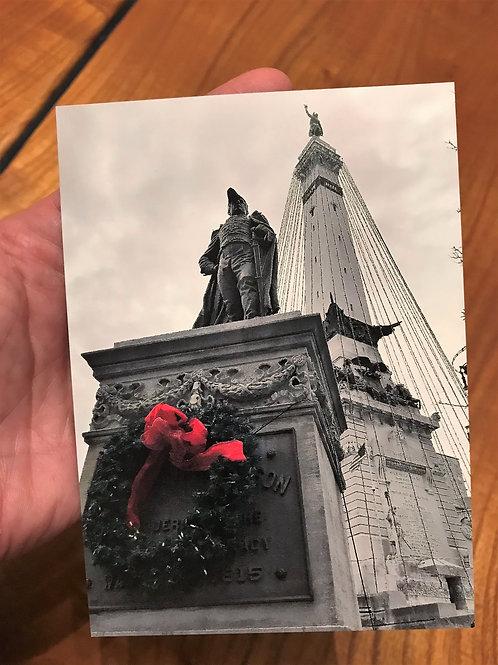 Indianapolis Holiday Card