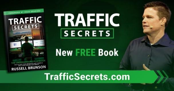 Clickfunnels Traffic Secrets Book, best autoresponders australia, making money online, best ways to drive traffic