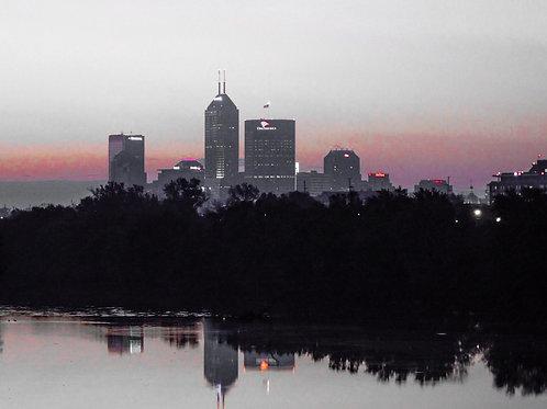 Indy At Dawn