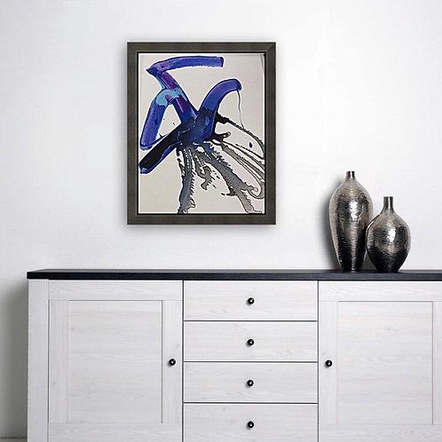 Karma - Abstract Art on Canvas