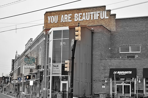 You Are Beautiful -Print