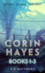 Corin Hayes Omnibus Cover