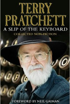 A Slip of the Keyboard by Terry Pratchett