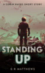 Standing up short story Corin hayes