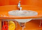 sink overflowing