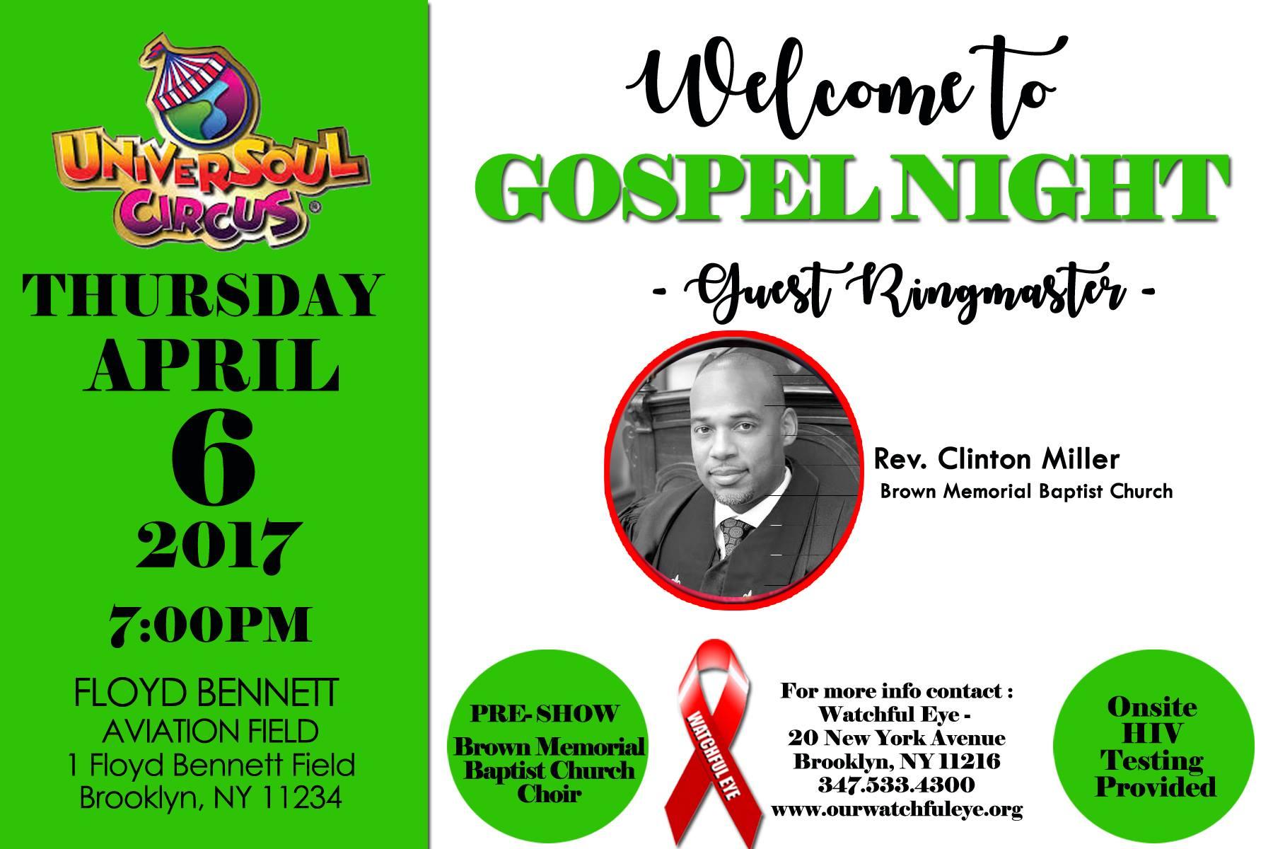 USC Gospel Night 4.6.17