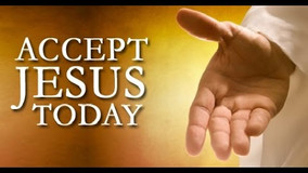 Have you accepted Jesus as your savior?