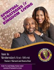 Spiritual Strategies & Kingdom Living