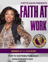 Faith At Work with Yvette Gavin