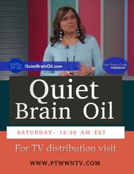 Quiet Brain Oil