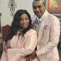 Apostle John and Tameka Wiggins