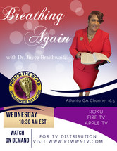 Breathing Again with Dr. Joyce Braithwai