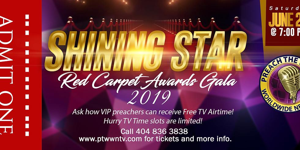 Shining Star Red Carpet Awards Gala