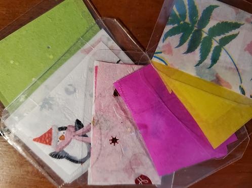Capstone Crystal Cards