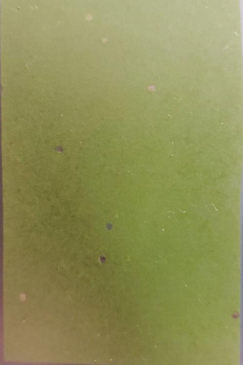Capstone Crystal Card Green Screen