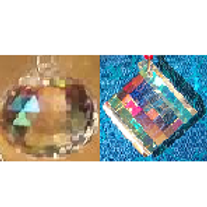 Environmental Crystal Pack (3) plus base