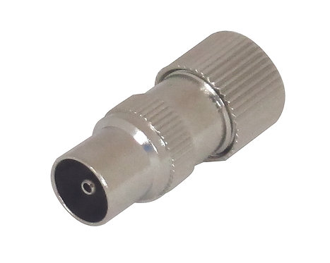 Vision Plus Coaxial Plug Male