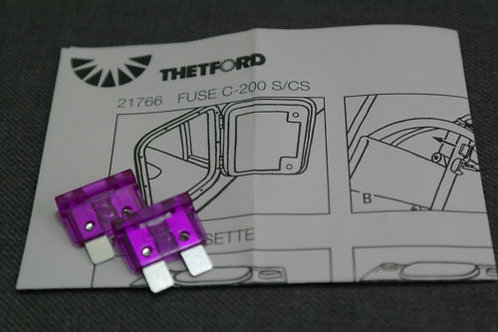 Thetford Cassette Toilet 3 Amp Fuses (21766)