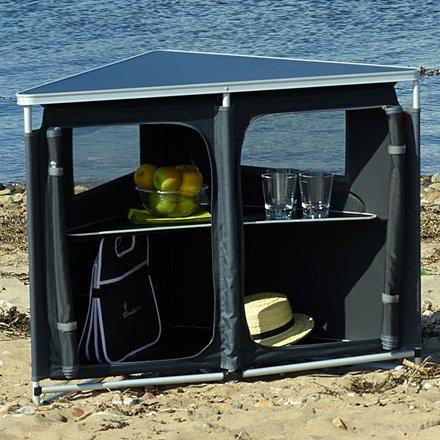 Isabella Corner Cupboard with Storage Bag