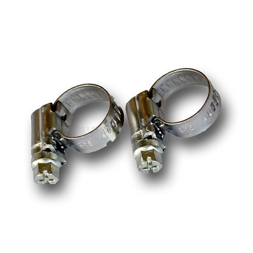 Adjustable 8-16mm Jubilee Clamp Pipe Clips