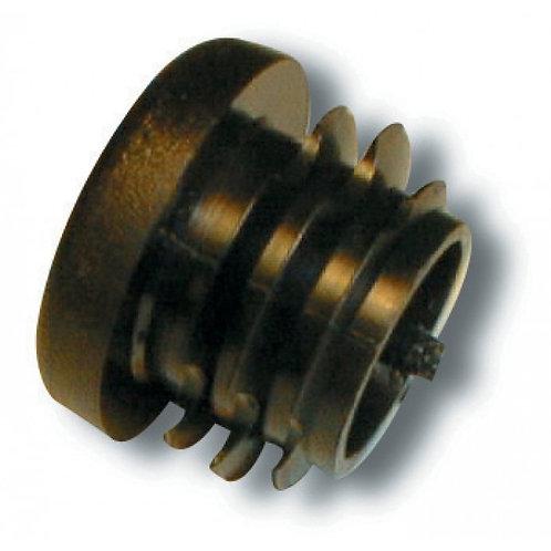 Isabella Black end plug for IXL 23mm (3 pcs.)