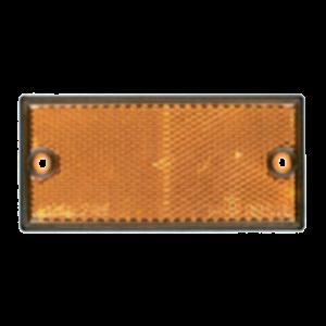 Self Adhesive Reflector (Amber) Grove