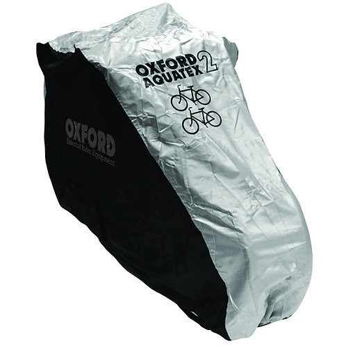 Oxford AquaTex 2 - Cover for 2 Bicycles