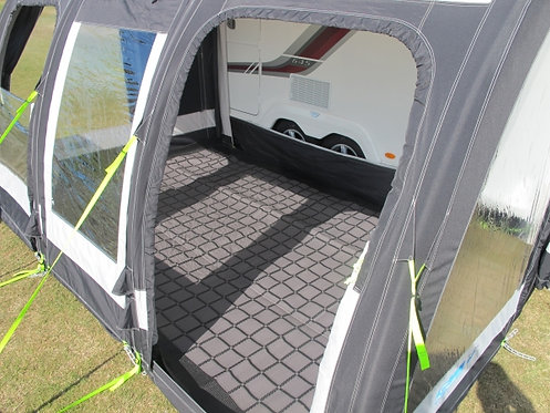 Continental Cushioned Awning Carpet - Suits Kampa Fiesta 350