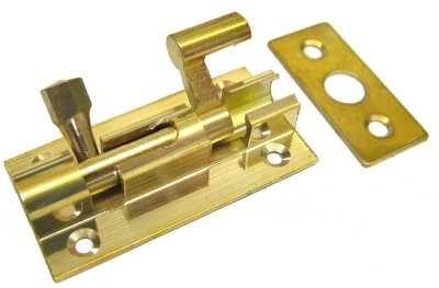 Brassed Necked Bolt W4 37873