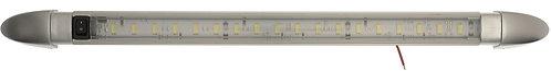 Lumo Lighting 18 LED Mini Rotalite - Grey