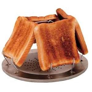 Folding Camping Toaster (4 Slice)