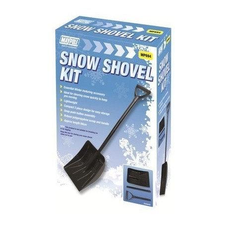 MP6920 DRIVEWAY SNOW SHOVEL KIT