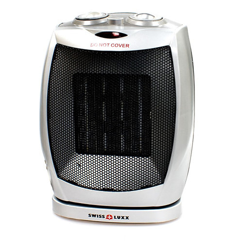 Swiss Luxx Ceramic Rotating Fan Heater