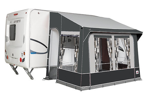 Dorema Quattro 225 Caravan Porch Awning 2020