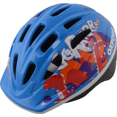 Oxford Junior Grrr Helmet - Blue