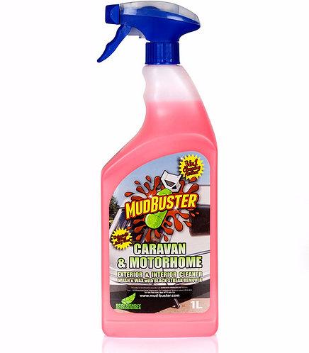 Mudbuster Caravan Motorhome Cleaner - Pink