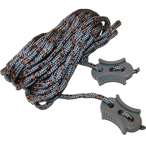 Isabella Guy rope Typhoon Mini 2.7m (4 pcs.)