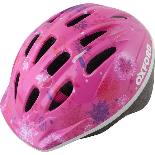 Oxford Junior Poppet Helmet - Pink