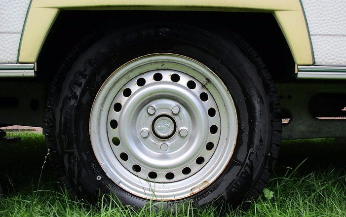 Tips for Checking Your Caravan Tyres