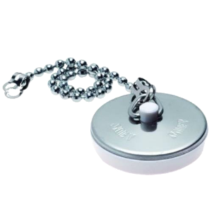 Dometic Sink Basin Drain Plug With Chain
