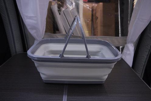 Kampa Folding Multi-Purpose Wash Bowl Large Grey