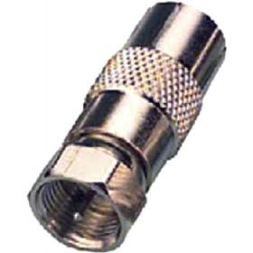 Vision Plus F-Connector to Coaxical Socket