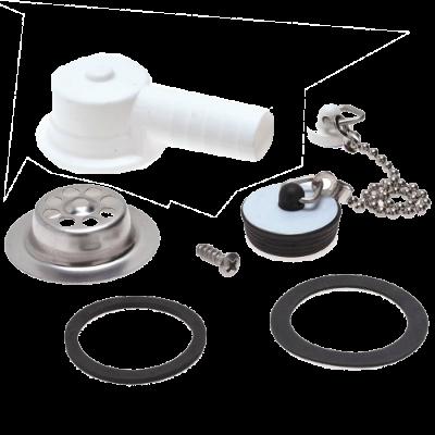 Dometic Sink Basin Drain Plug Kit 4071444048