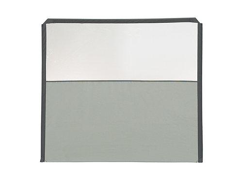 Isabella Flex Grey Windscreen Extension Panel 2 2019