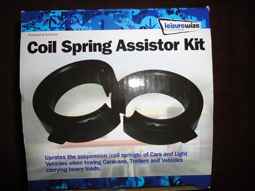 1 x Pair Streetwize Coil Spring Assisters 52-65mm