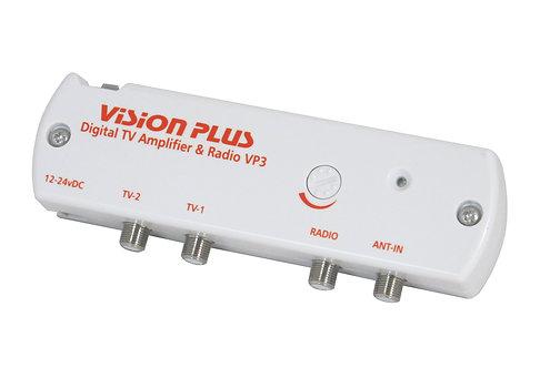 Vision Plus VP3 Signal Amplifier - TV & Radio